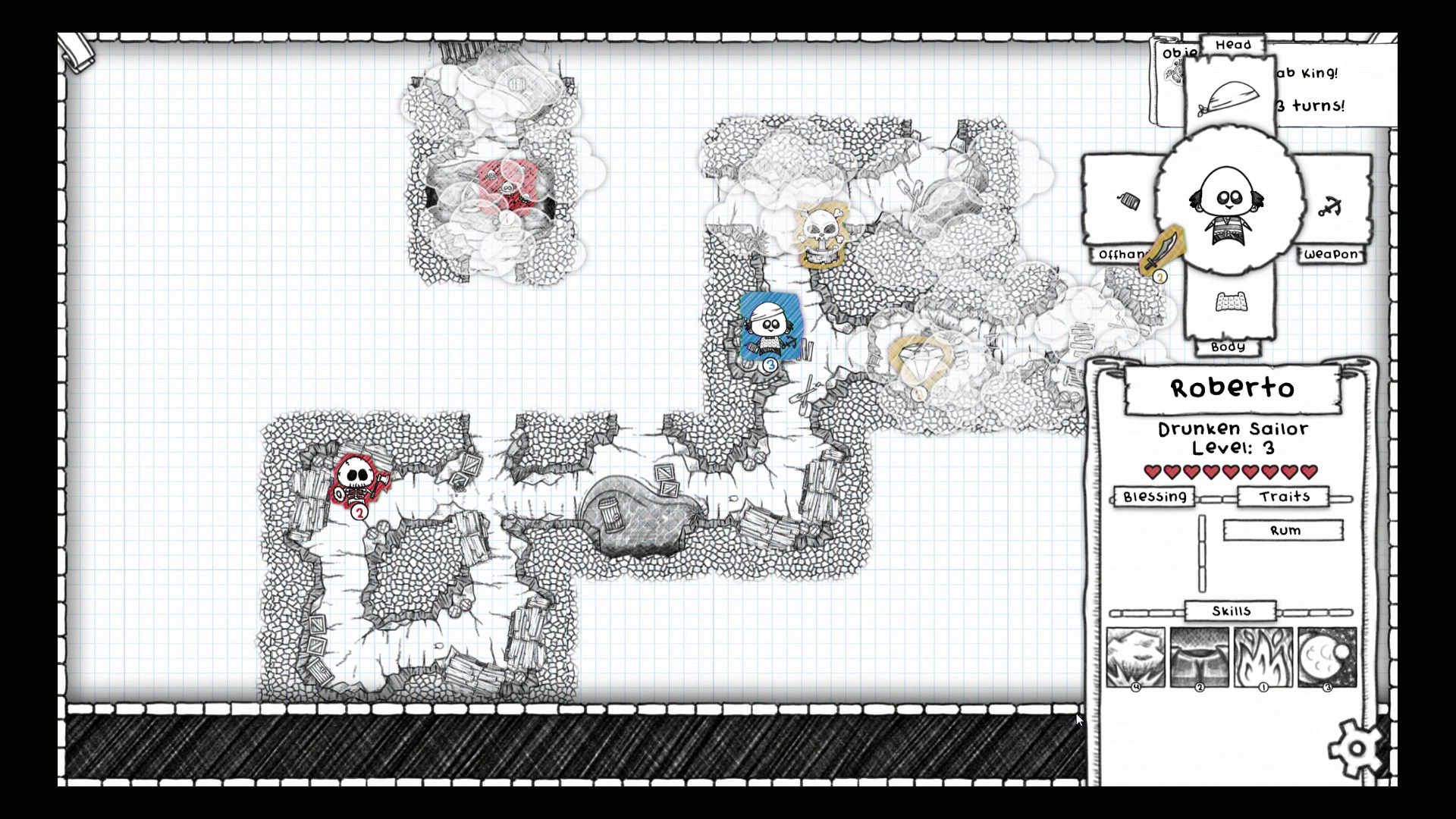 Pirates Cove :: Guild Of Dungeoneering